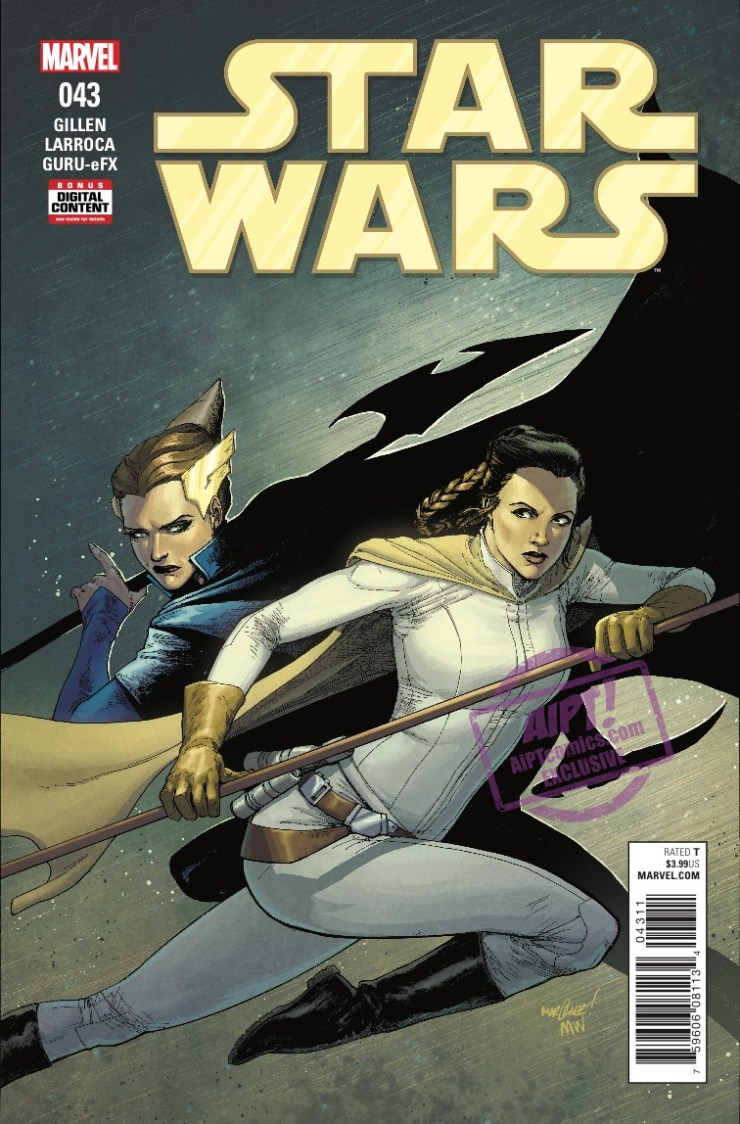 [EXCLUSIVE] Marvel Preview: Star Wars #43