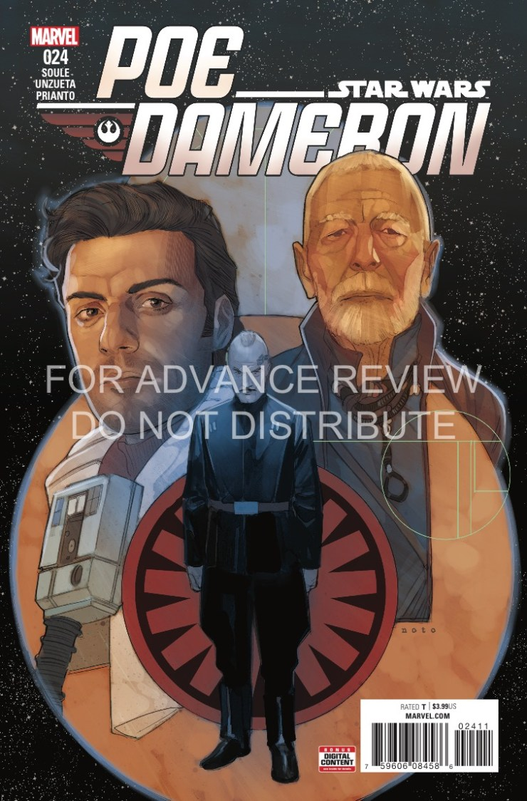 Marvel Preview: Star Wars: Poe Dameron #24