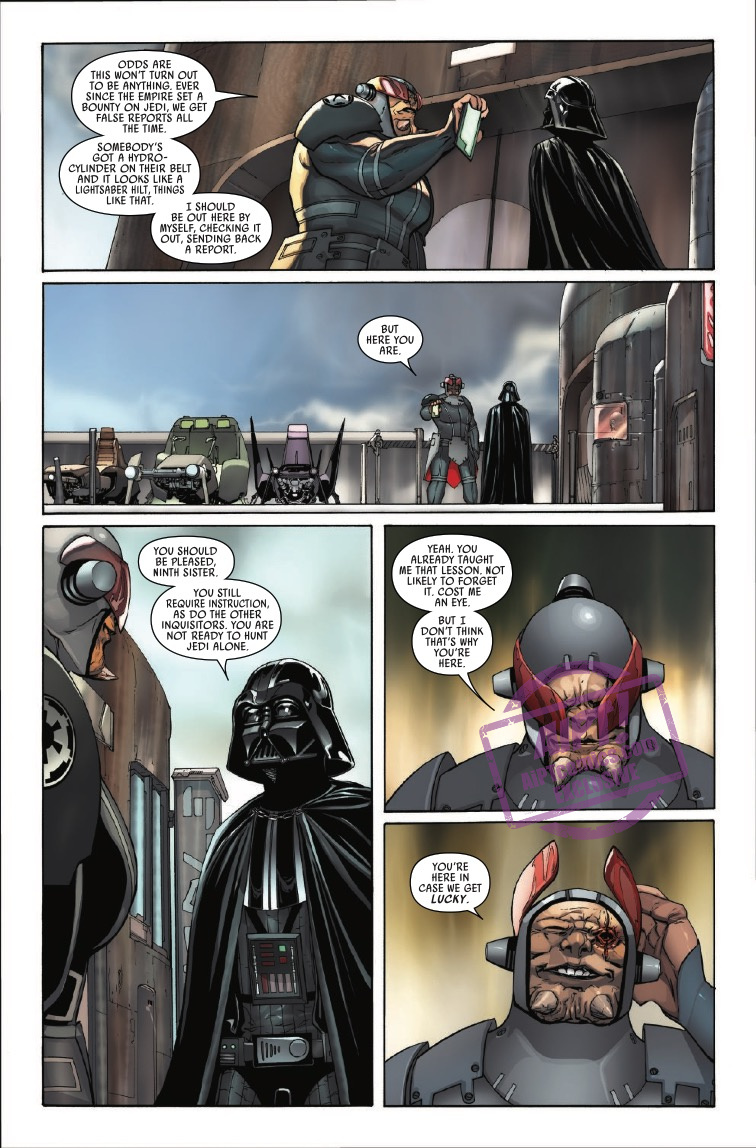 Darth Vader #11 Review