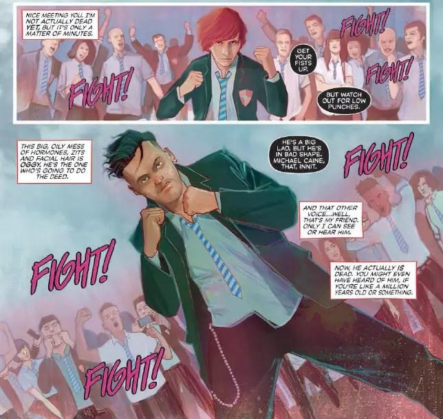 Punks Not Dead #1 Review
