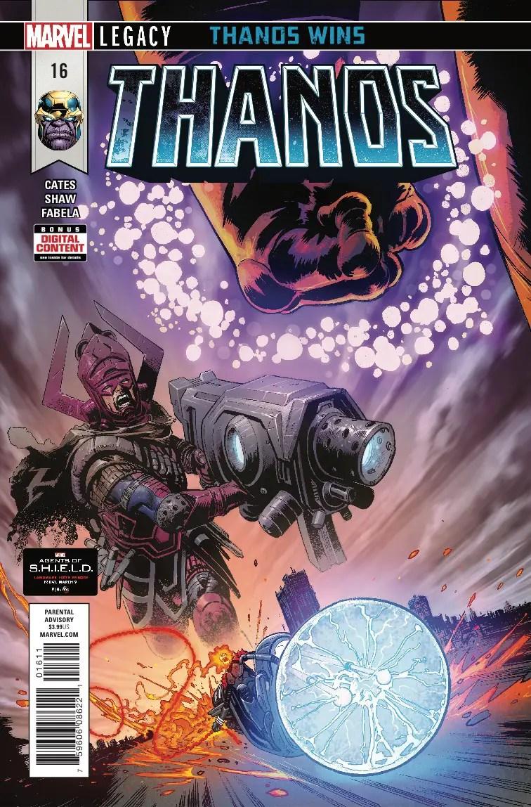 Thanos #16 Review