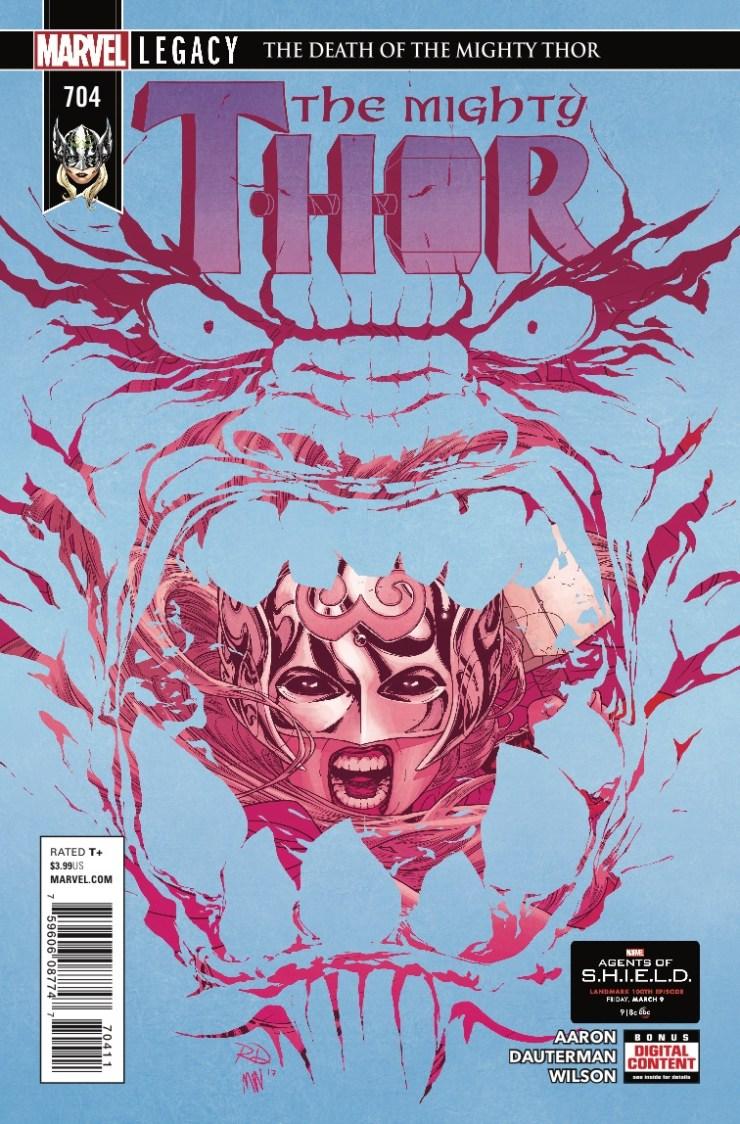 Marvel Preview: The Mighty Thor #704