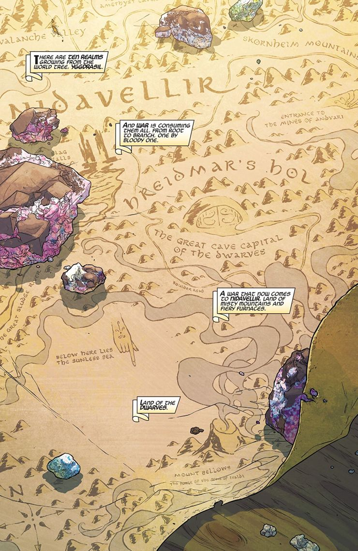 'The Mighty Thor Vol. 4: The War Thor' continues one of the best ever stories involving Asgard and its pantheon