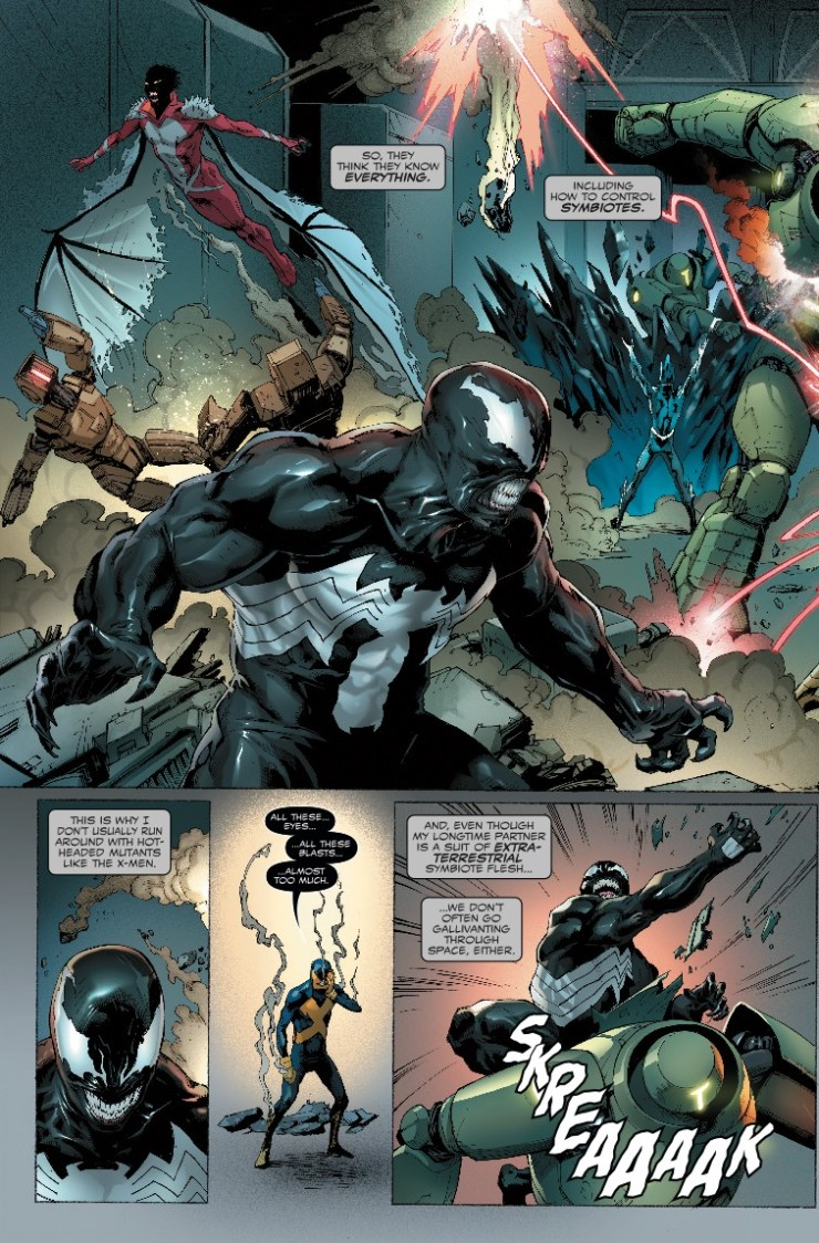 Marvel Preview: Venom #162