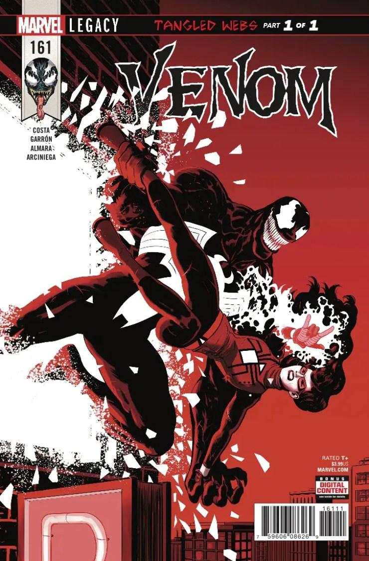 Marvel Preview: Venom #161