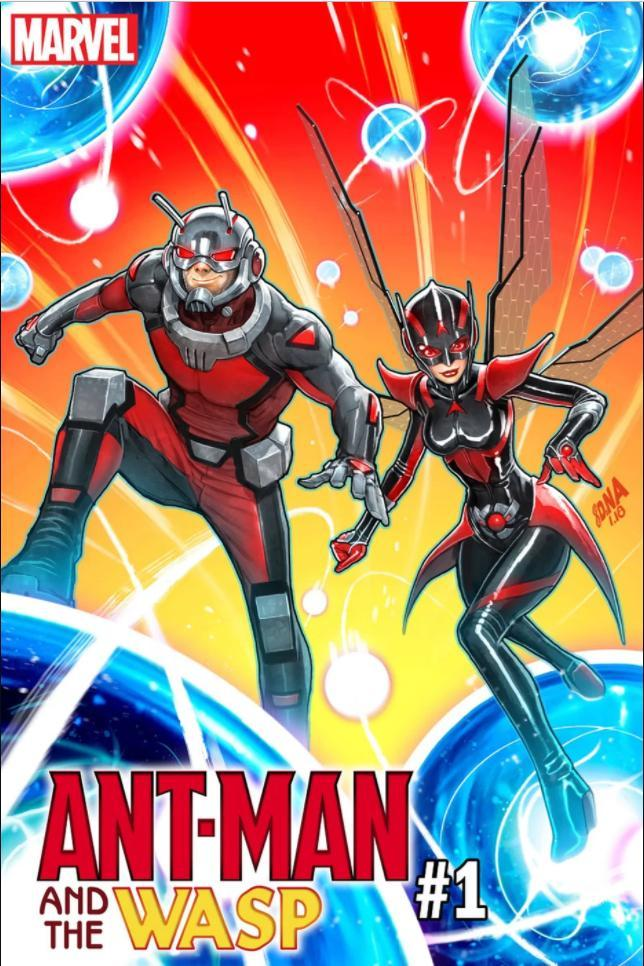 'Ant-Man & the Wasp' lets Mark Waid unload the SCIENCE