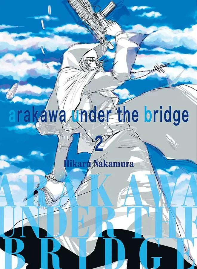 Arakawa Under the Bridge Vol. 2 Review