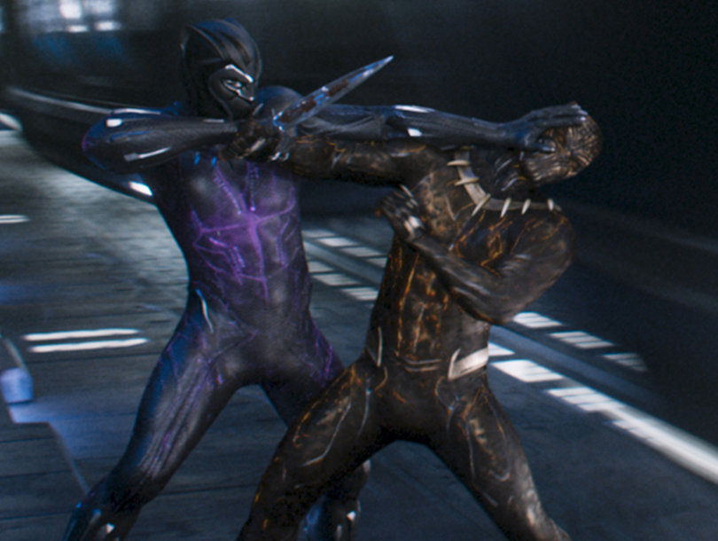'Black Panther' review: A marvelous new king rises
