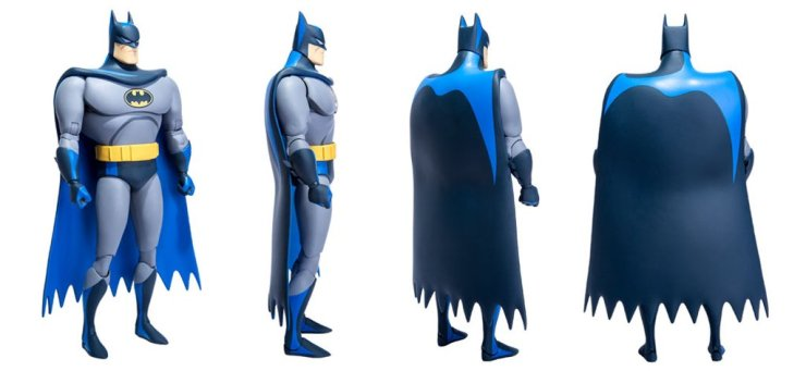 Batman: The Animated Series Batman 1/6 Scale Figure from Mondo