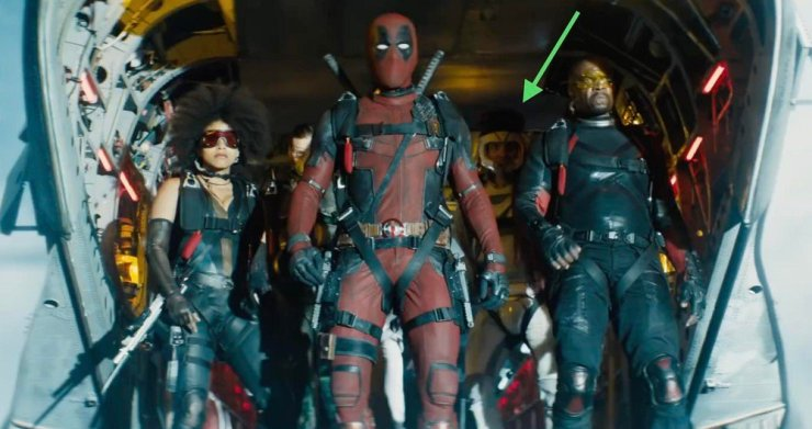 'Deadpool 2' actor confirms Shatterstar in the latest trailer