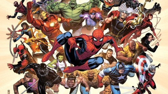 Jason, David, and Dave talk about the latest happenings in the comic book world.