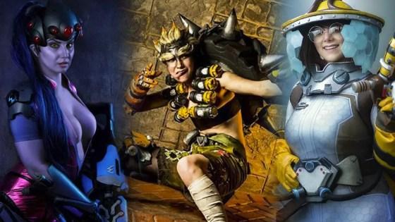 Best of Overwatch defense heroes cosplay from around Instagram