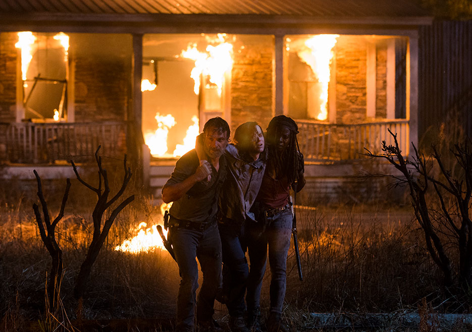 The Walking Dead: Season 8, Episode 9 'Honor' Review