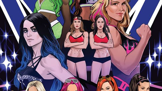 The more of BOOM! Studios' WWE comic series I read, the more I appreciate the delicate line they tread in balancing the reality and fantasy of the wrestling world. For the wrestling fans among us, that's kayfabe: the art of fakery in professional wrestling. I've been fascinated with how BOOM! and its writers have handled kayfabe-ing the stories of WWE's past, present, and future, and WWE #14 is no exception. What's the reality behind the Women's Evolution? What's the fantasy? With two solid stories concerning the women of WWE and their interactions we see a little of both, filling in some gaps in the story told on-screen that the would greatly benefit the audience at large.