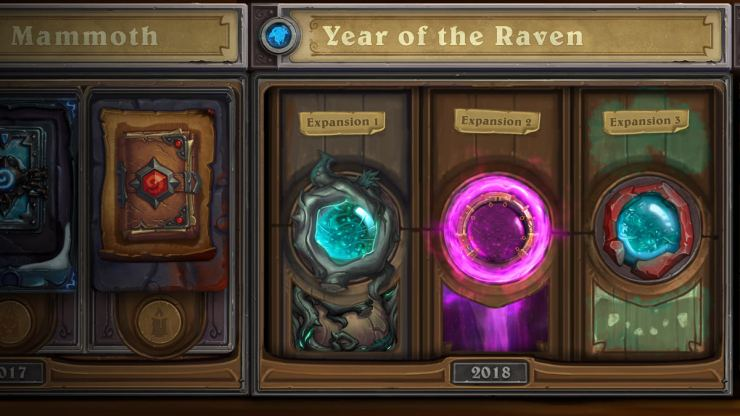 Hearthstone: What will the three new expansions' themes be in Year of the Raven?