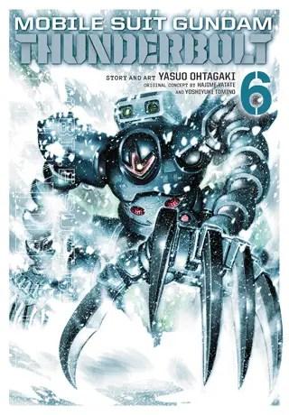 Mobile Suit Gundam Thunderbolt, Vol. 6 Review