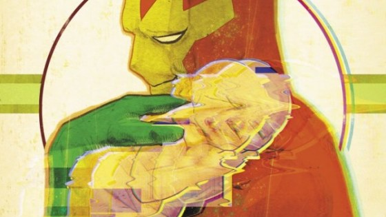 A new chapter of Scott Free and Big Barda's lives begins in Tom King, Mitch Gerads, and Clayton Cowles' emotional series.