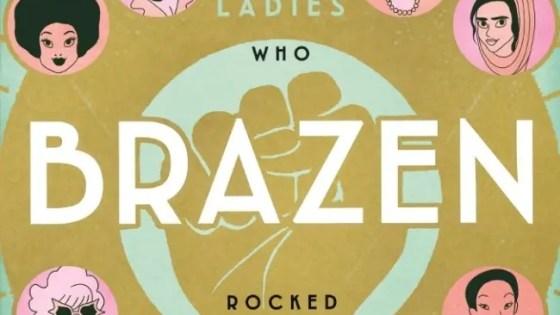 Pénélope Bagieu illustrates the lives of 29 fascinating women in 'Brazen: Rebel Ladies Who Rocked the World'