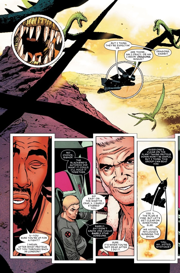 Marvel Preview: Astonishing X-Men #10