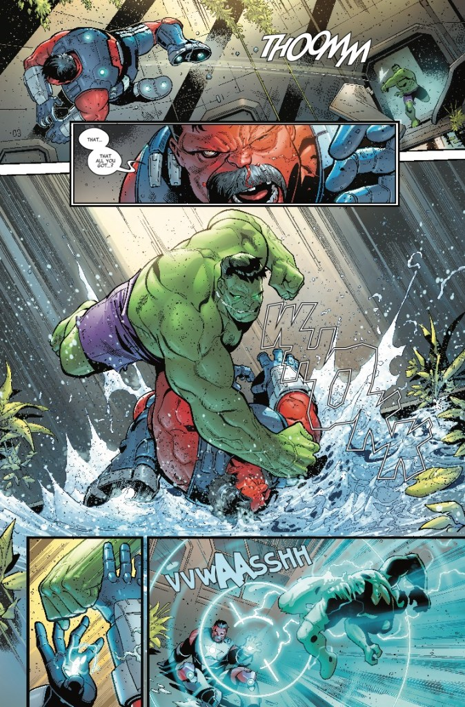 Avengers #685 review: The Hulk isn't finished with you