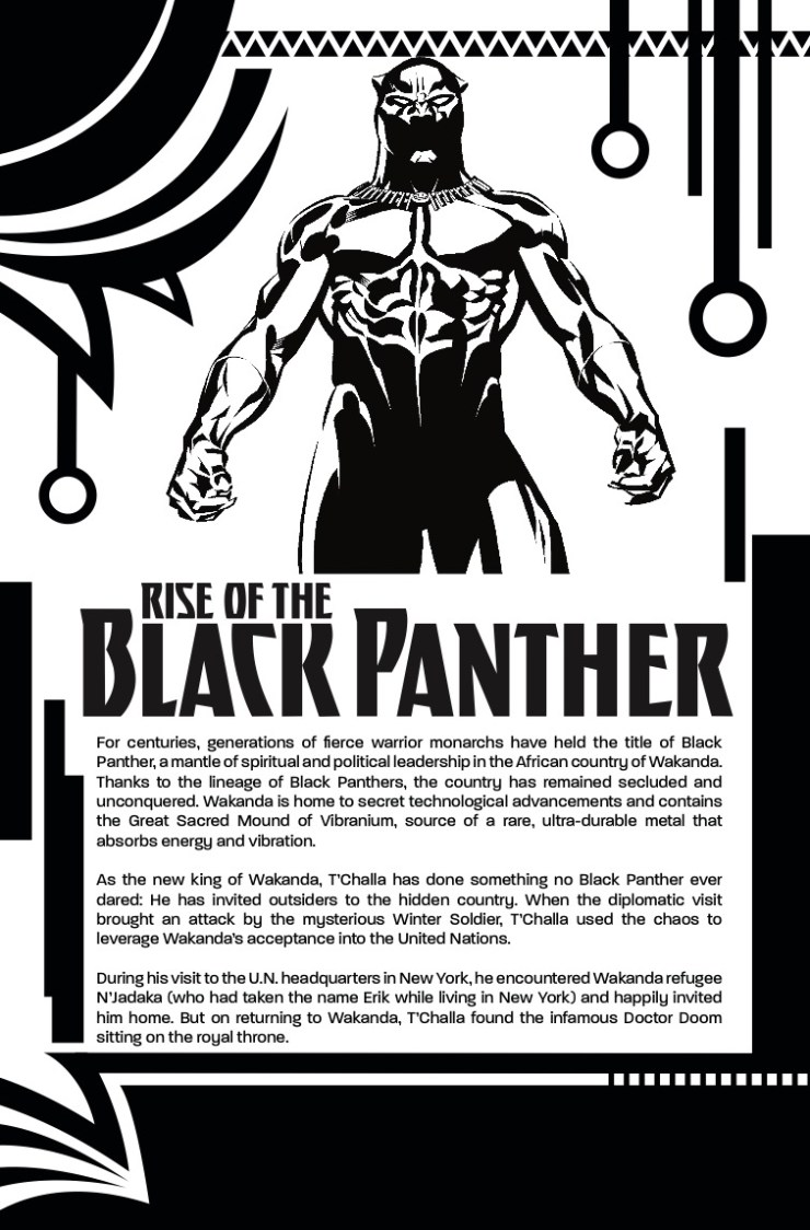 Marvel Preview: Rise of the Black Panther #4