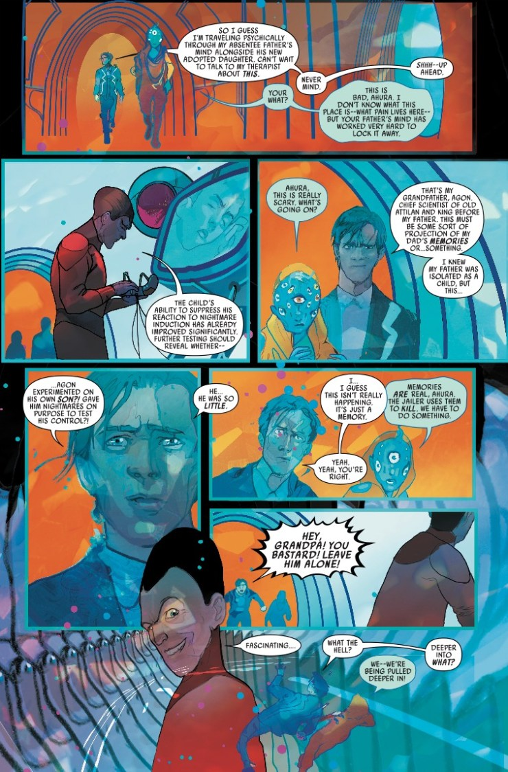 Marvel Preview: Black Bolt #12