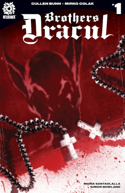 AfterShock Preview: The Brothers Dracul #1