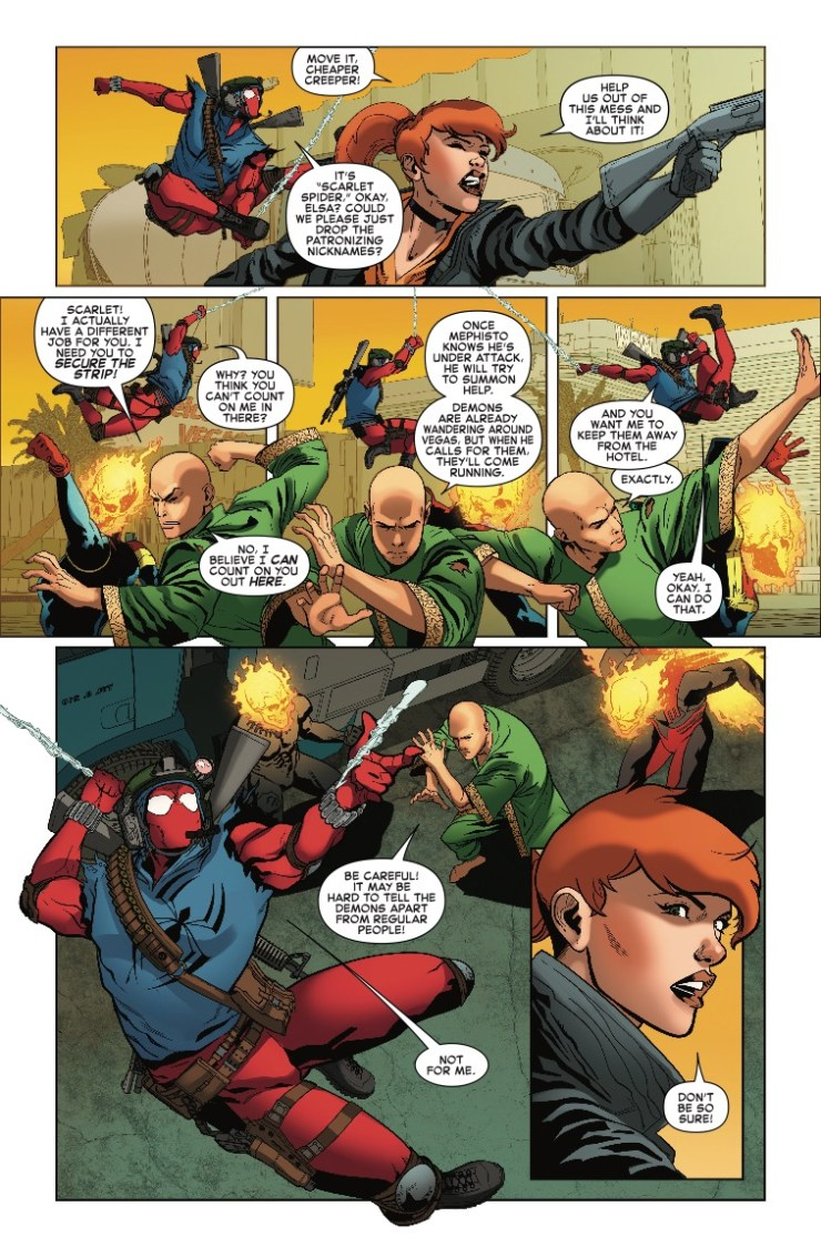 Marvel Preview: Ben Reilly: The Scarlet Spider #16