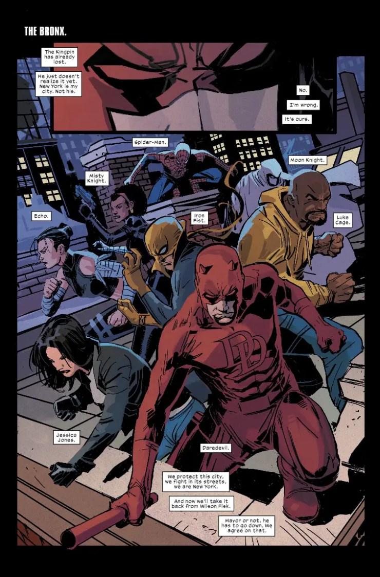 Marvel Preview: Daredevil #600
