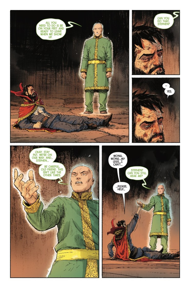Marvel Preview: Doctor Strange #387