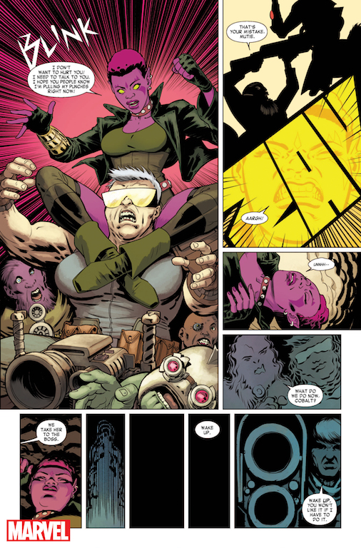First Look: Exiles #1 from Saladin Ahmed and Javier Rodriguez