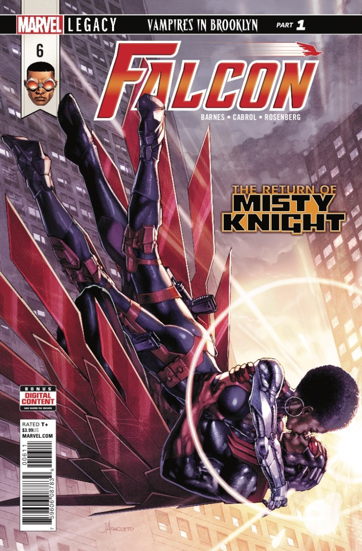Marvel Preview: Falcon #6