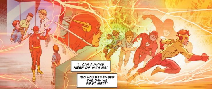 The Flash #43 Review