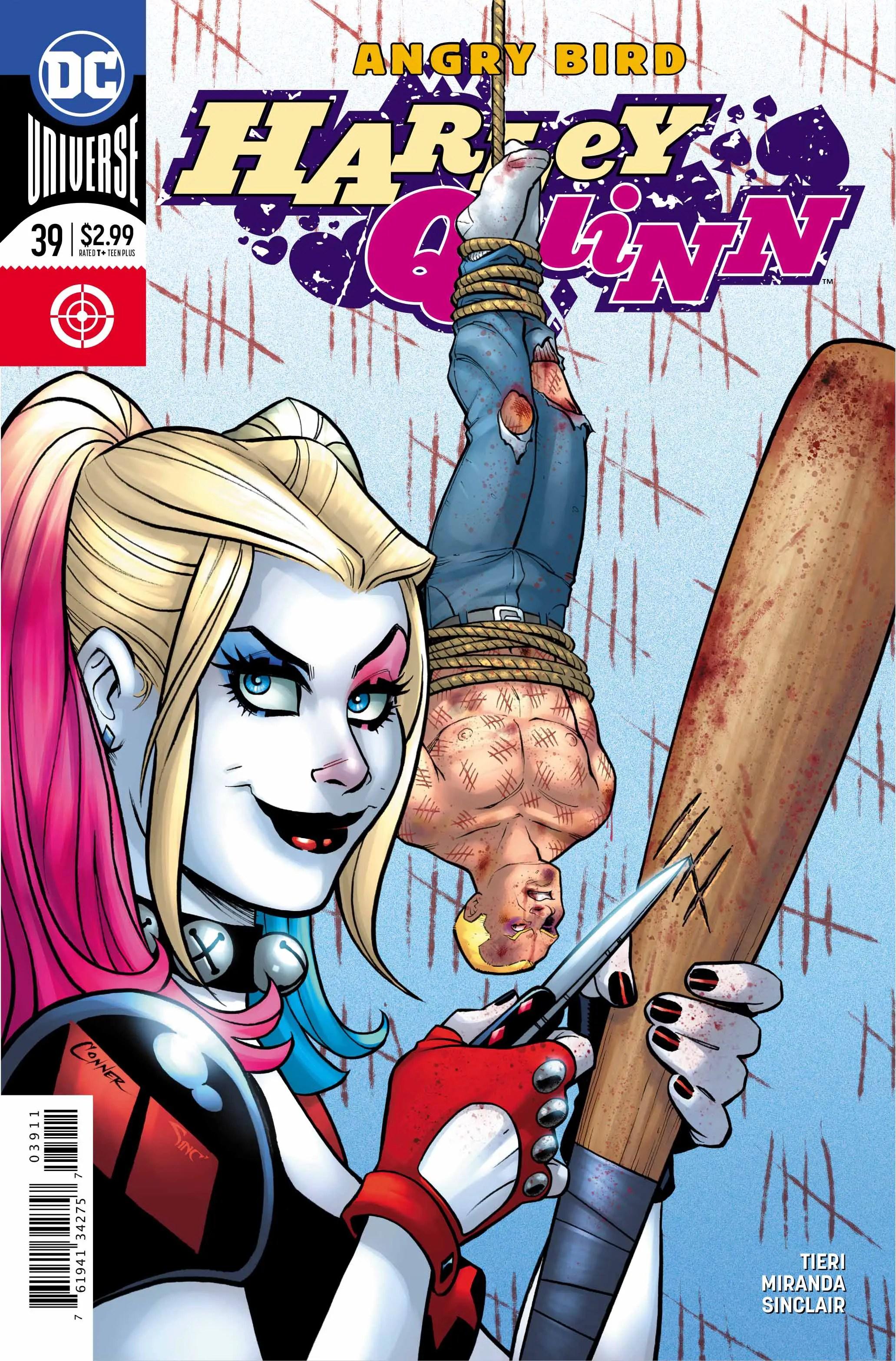 Harley Quinn #39 Review