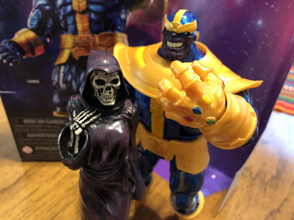 Unboxing/Review: Marvel Legends Thanos Walmart Exclusive figure