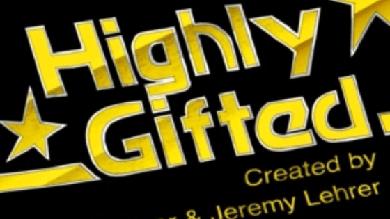 """""""Highly Gifted"""" premieres exclusively on Snapchat on Saturday, March 17th."""