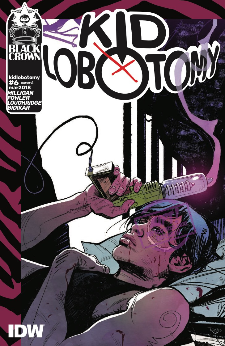 [EXCLUSIVE] IDW Preview: Kid Lobotomy #6