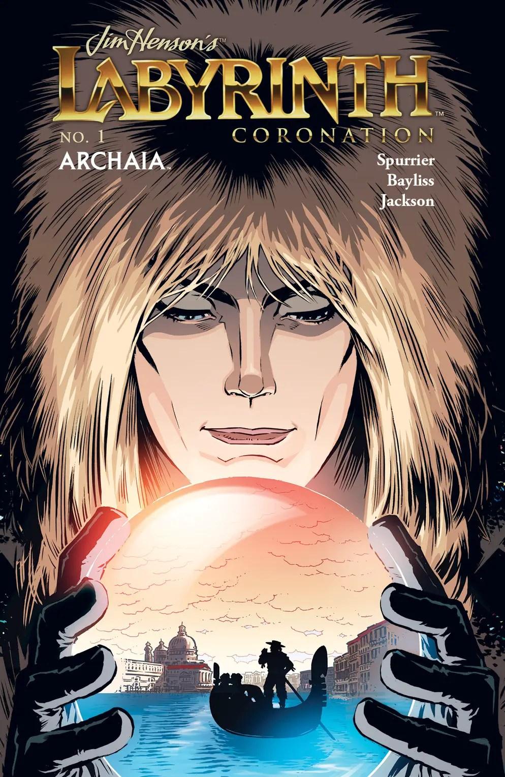 Jim Henson's Labyrinth: Coronation #1 Review