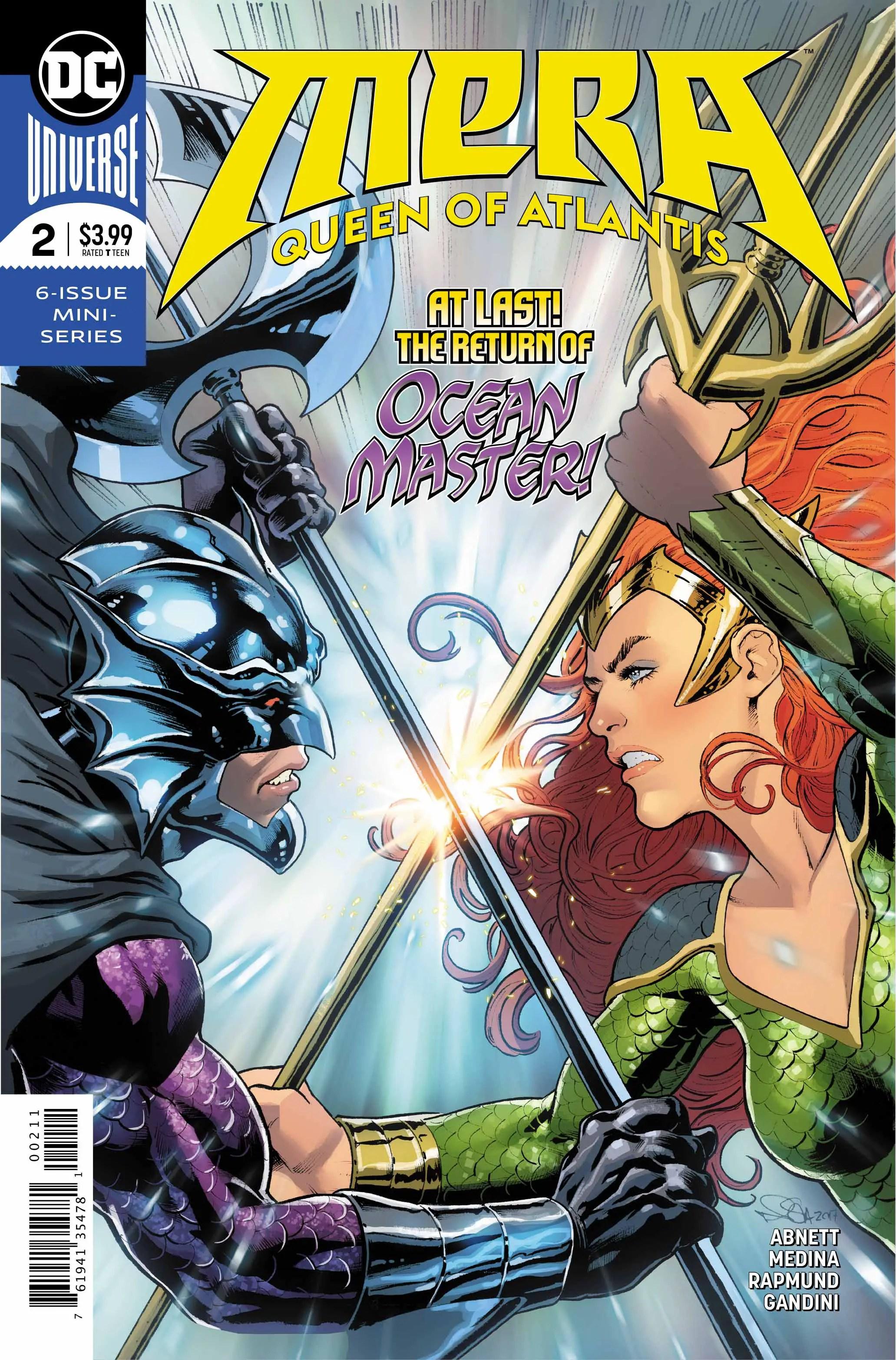 Mera: Queen of Atlantis #2 Review