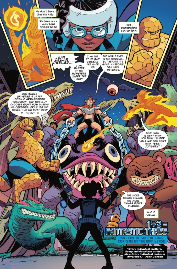 Marvel Preview: Moon Girl and Devil Dinosaur #29