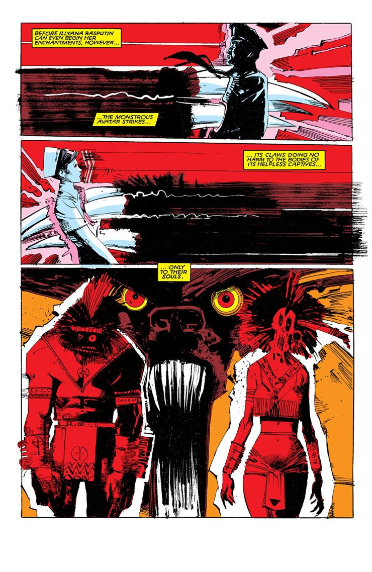 'The New Mutants: Demon Bear' review: 60% of this trade is fantastic, 40% is better left alone
