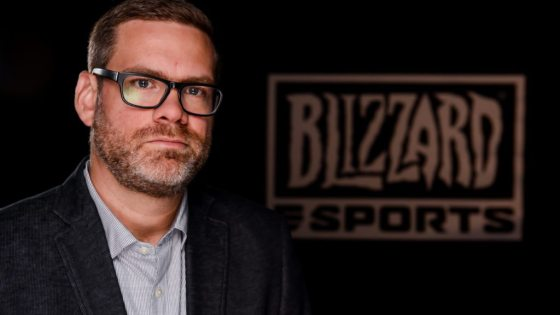 """Overwatch League Commissioner Nate Nanzer: """"Our goal is to have around 28 teams around the world"""""""
