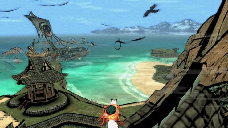 Revisiting a remastered classic: My thoughts on 'Okami HD'