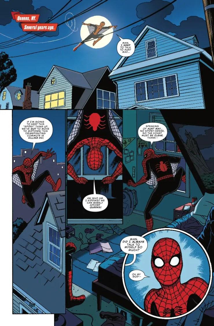 Marvel Preview: Peter Parker: The Spectacular Spider-Man #301