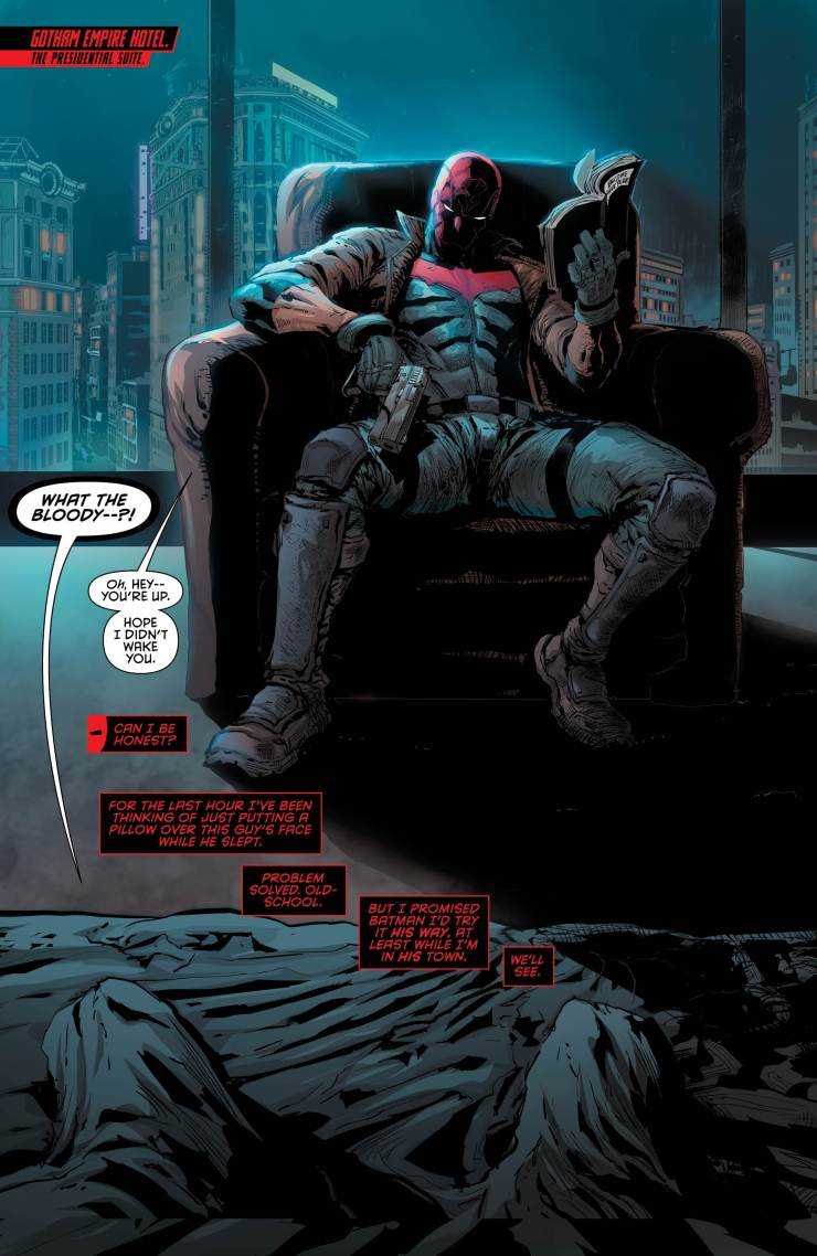 Red Hood and the Outlaws #20 Review: Continuing a poor arc that just needs to end already