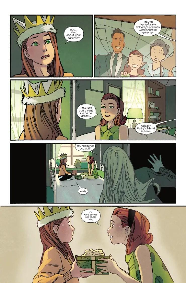 Marvel Preview: Runaways #8