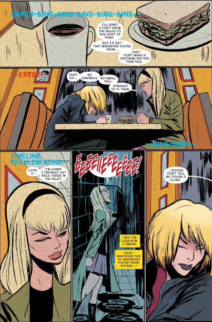 Marvel Preview: Spider-Gwen #30