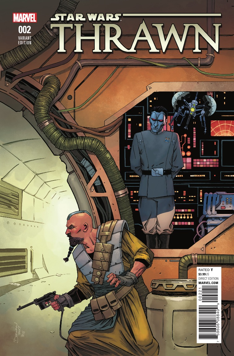 Star Wars: Thrawn #2 Review