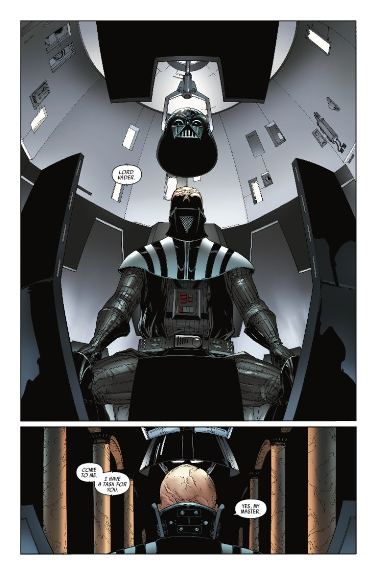 Marvel Preview: Star Wars: Darth Vader #13