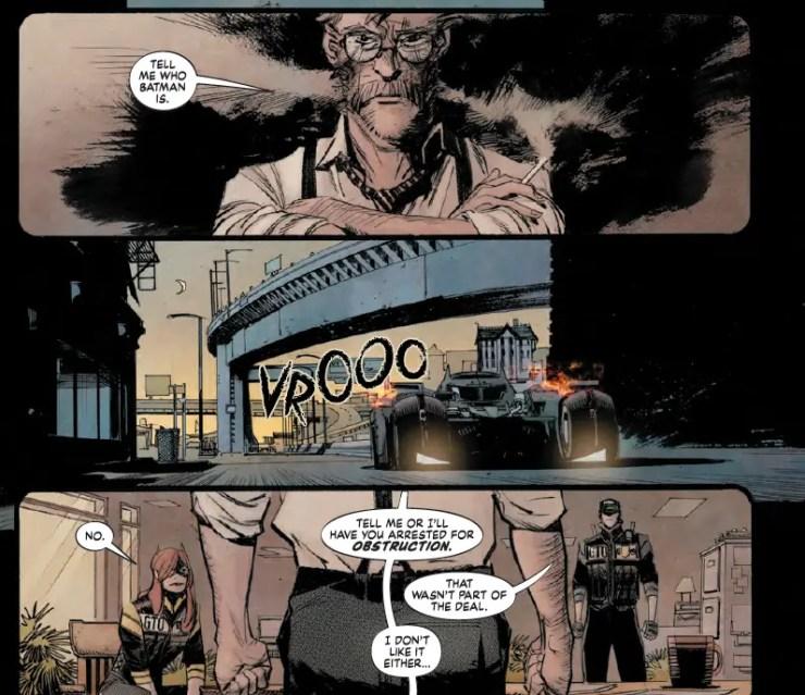 Batman: White Knight #6 Review